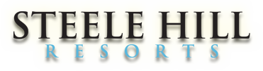 Steele Hill Resorts Logo